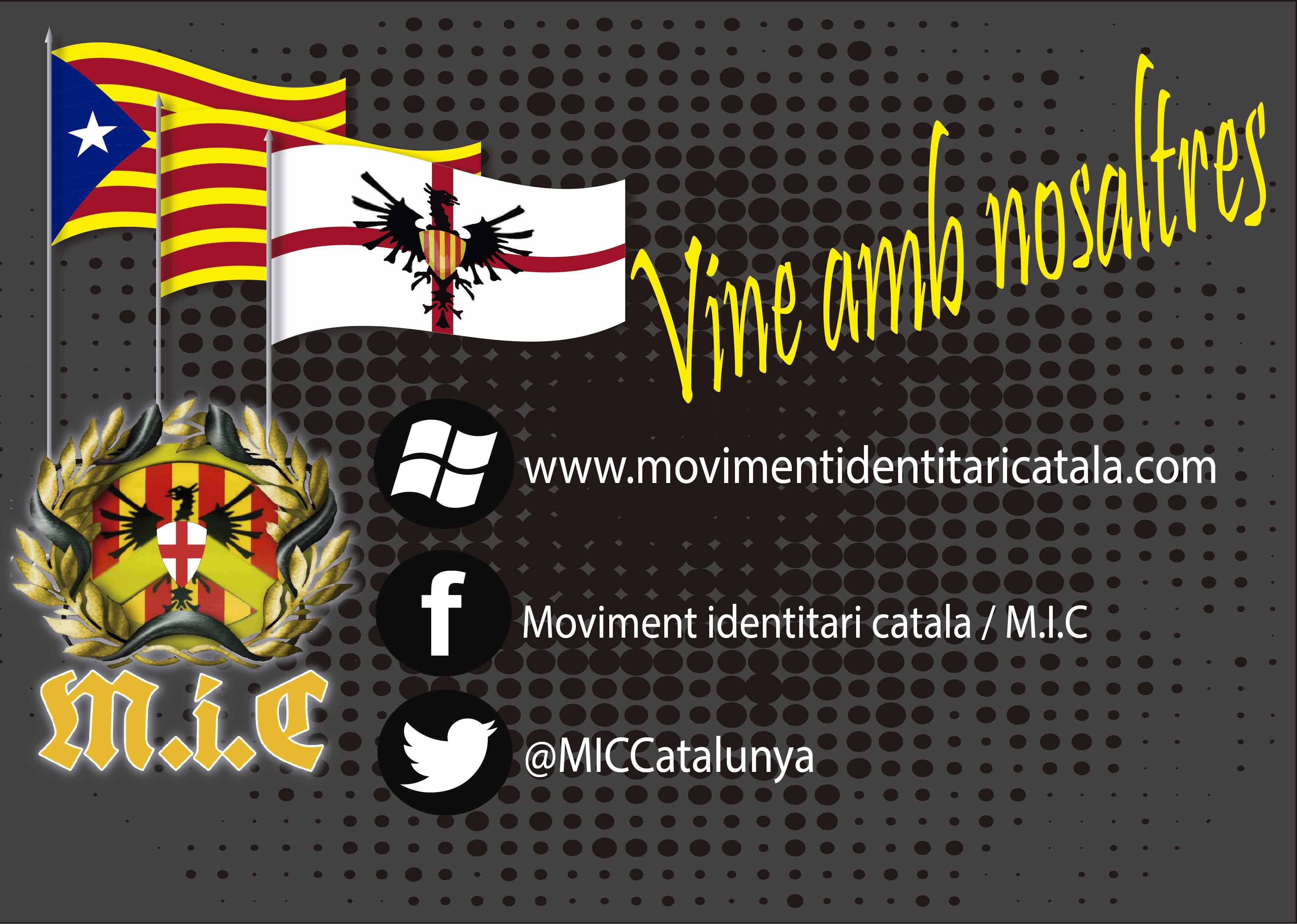 targa, mic, identitari català , assosiació cultural catalana,