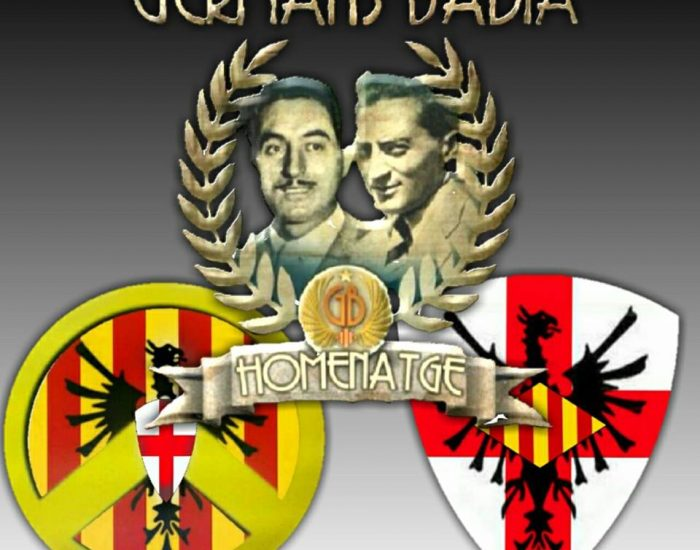 germans badia,homenatge,m.i.c, moviment, identitari,català,